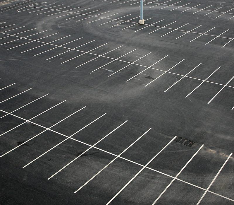 arlington heights black pearl Parking Lot Striping arlington heights